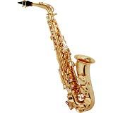 CAVALIERS Alto Saxophone [CAS-E100G] - Saksofon / Saxophone